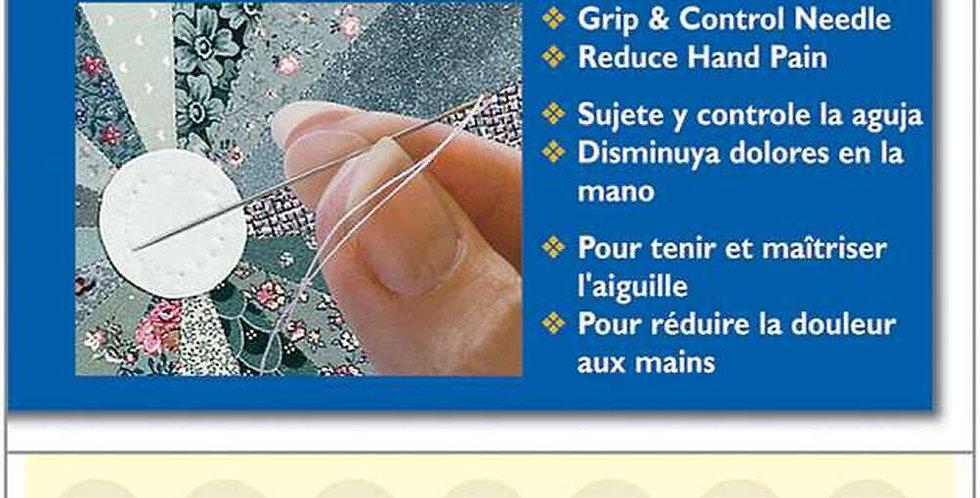 Adhesivo protector dedos - dedal