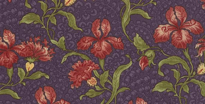 Audra´s Iris Garden 2 - Moda Fabric