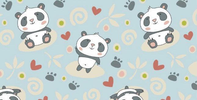 Tela Osito Panda