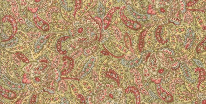 Tela Cachemir - Moda fabric
