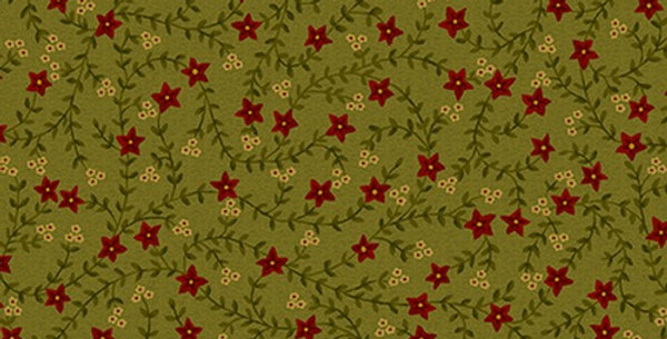 Tela Farmhouse Christmas by Henry Glass 3