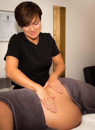 Helen Brown Pregnancy Massage