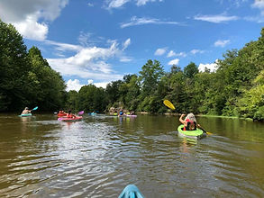 Mill Creek Kayaking