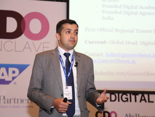 Digital Key to Prospering in 'We Economy' - CDO Conclave