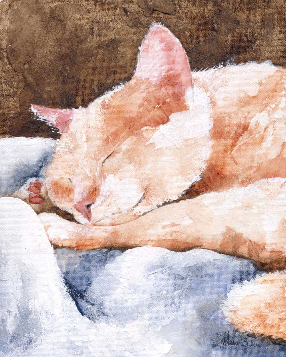 Catnip Dreams by Melissa Barbee