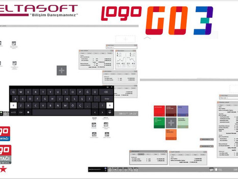 Logo GO 3 | DeltaSoft Logo Çözüm Ortağı