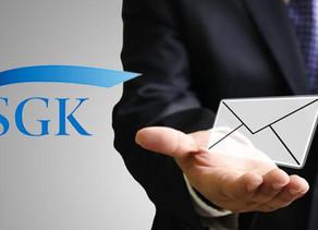 Logo e-Fatura SGK Uygulaması