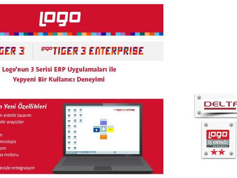Logo'nun Tiger 3 Serisi ERP Uygulamaları İle Yepyeni Bir Kullanıcı Deneyimi