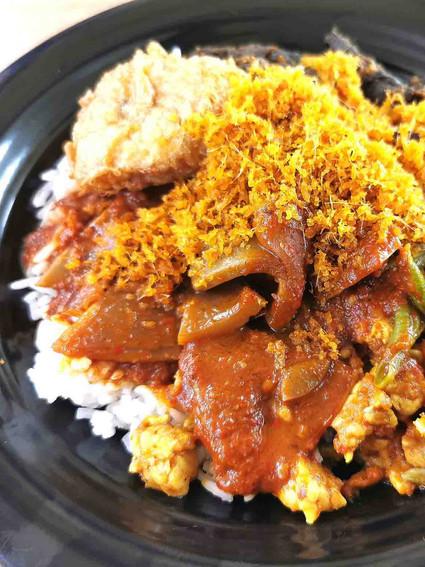 Nasi Sambal Goreng Set D