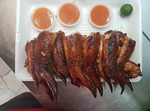 Ahmad Spring Satay & BBQ Chicken Wings