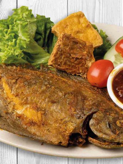 Fish Penyet