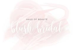 blush bridal LOGO