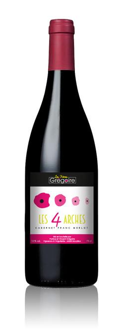 Recherche étiquette de vin