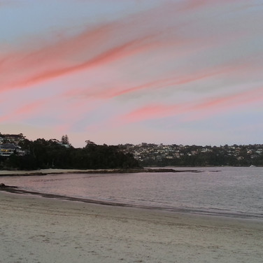 Sunset Balmoral Beach