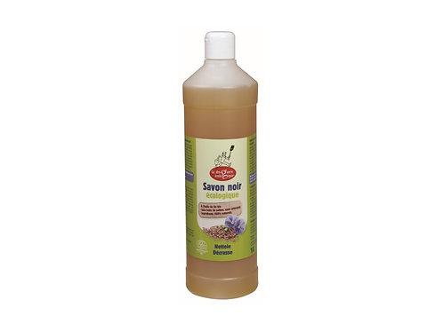 biologische groene zeep vloeibaar