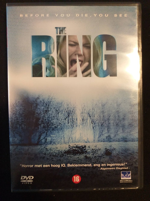 """dvd """"The ring"""""""