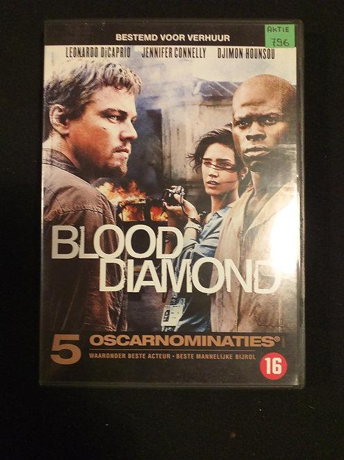 """dvd """"Blood diamond"""""""