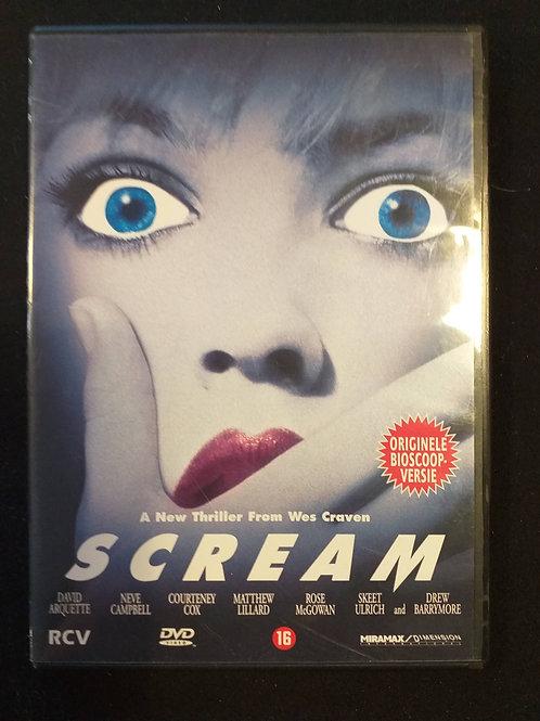 """dvd """"scream"""""""