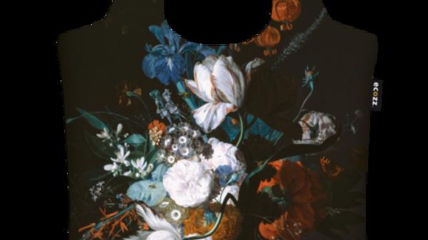 ecoshopper vase with flowers