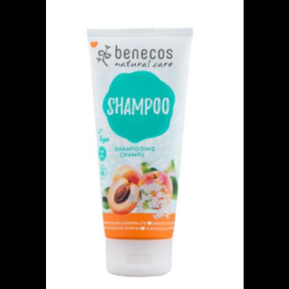 shampoo abrikoos & vlierbloesem BENECOS