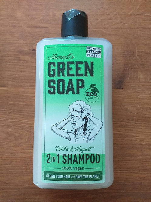 shampoo tonka & muguet MARCEL'S GREEN SOAP