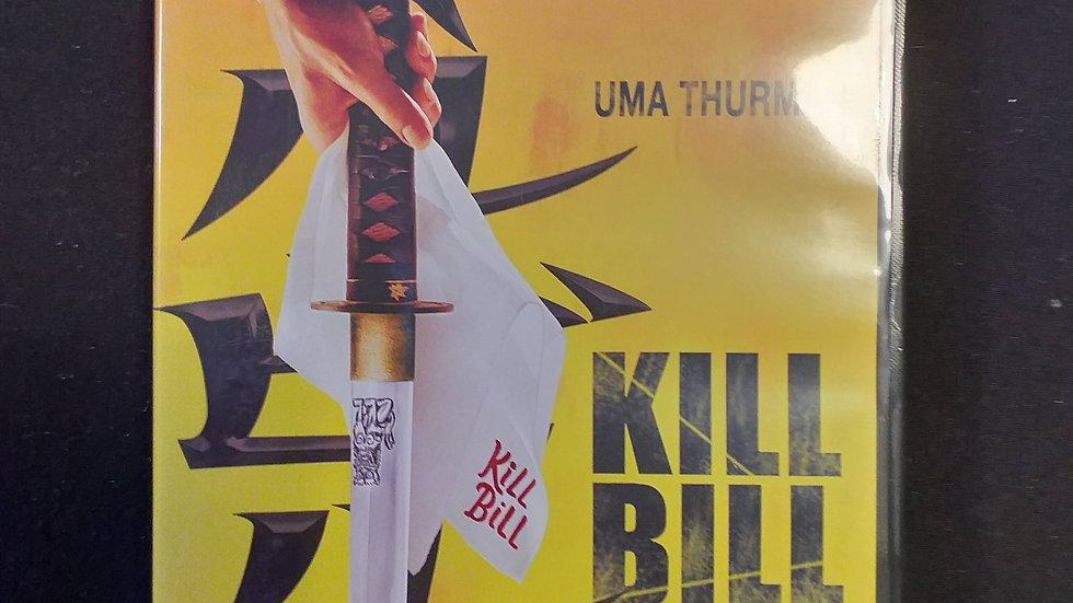 """dvd """"Kill Bill"""""""