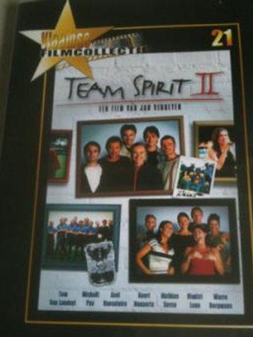 dvd Team Spirit II