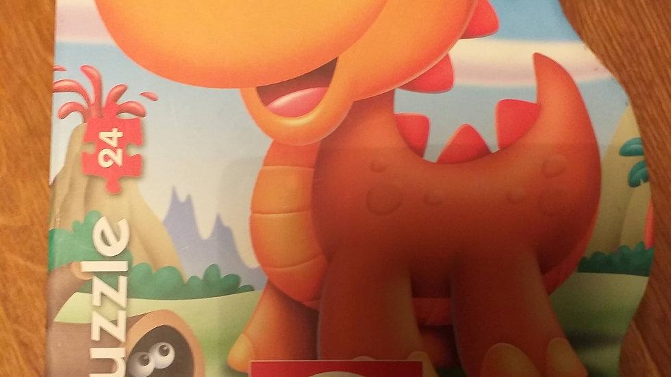 puzzel Dino