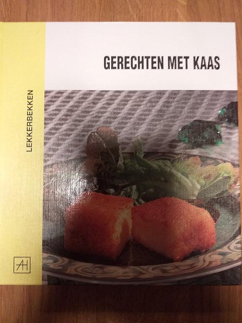 """kookboek """"gerechten met kaas"""""""