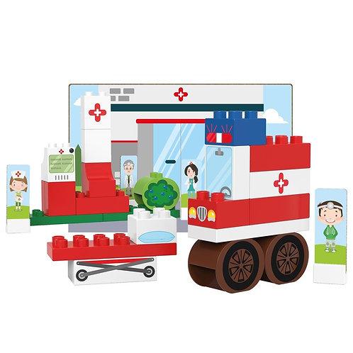Biobuddi ziekenhuis