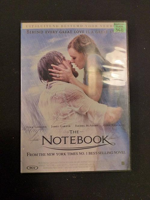"dvd ""The notebook"""
