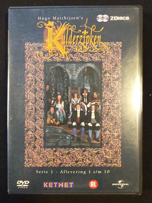 "dvd ""Kulderzipken"""