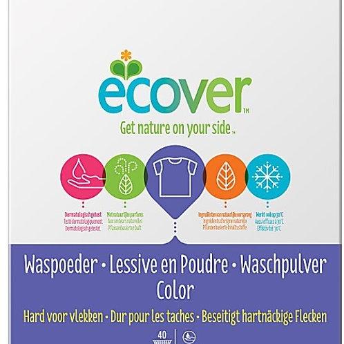 waspoeder color ECOVER