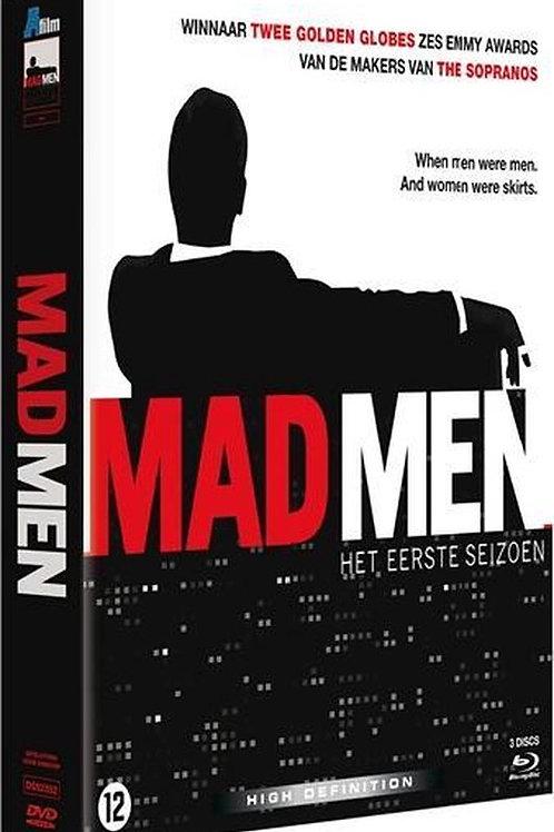 dvd Mad Men seizoen 1