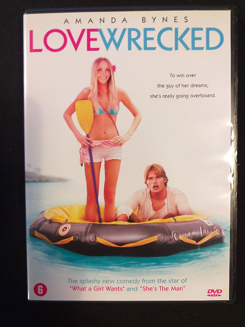 "dvd ""Love wrecked"""