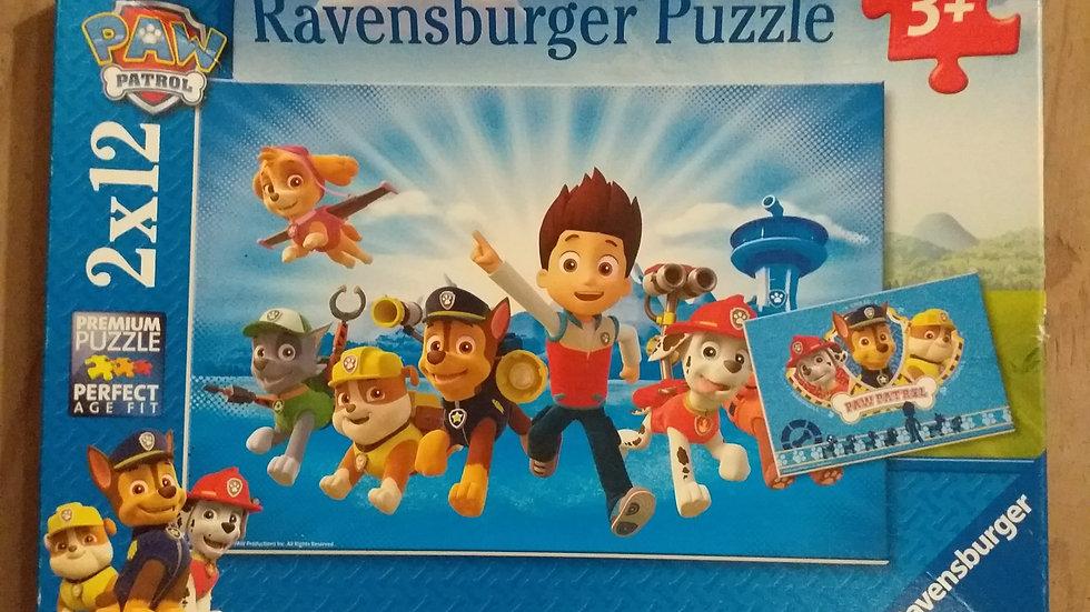 Puzzel Paw Patrol