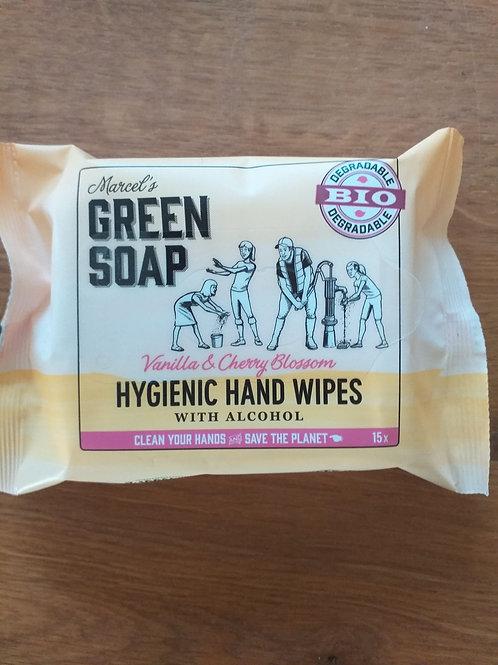 handreinigingsdoekjes MARCEL'S GREEN SOAP