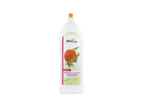ALMAWIN  afwasmiddel duindoorn & mandarijn