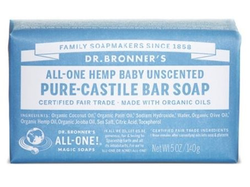 magic soap blok baby mild DR. BRONNER'S