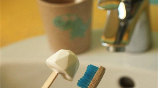 tandpasta op een stokje LAMAZUNA