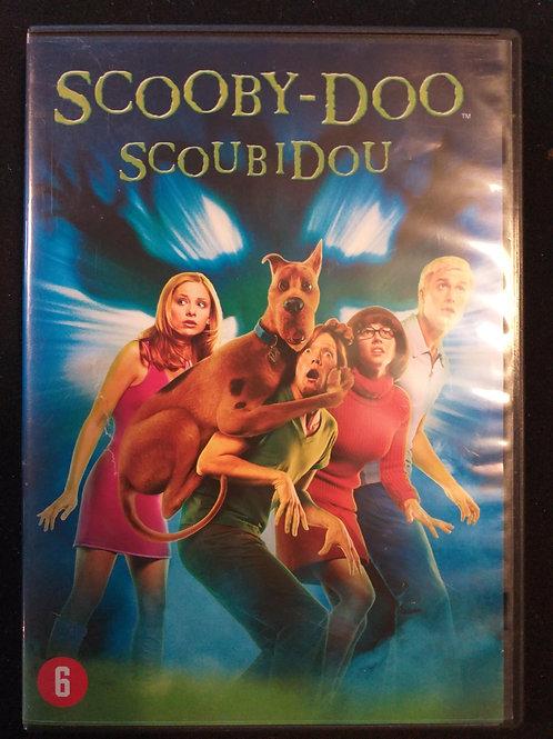 """dvd """"Scooby Doo"""""""