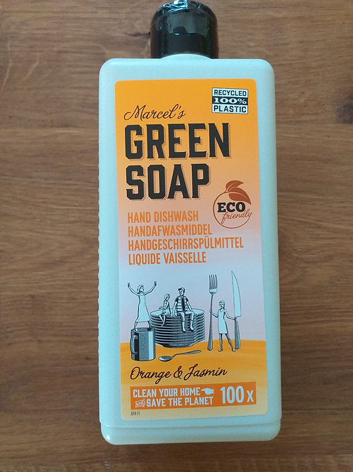 afwasmiddel sinaas & jasmijn MARCEL'S GREEN SOAP