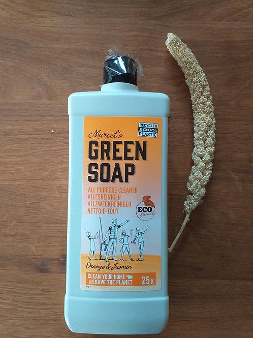 allesreiniger sinaas & jasmijn MARCEL'S GREEN SOAP