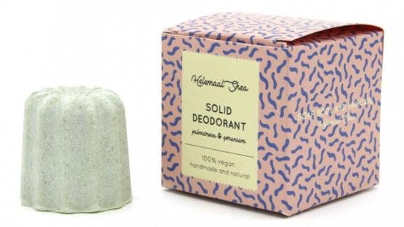 Helemaal Shea deodorant palmarosa & geranium
