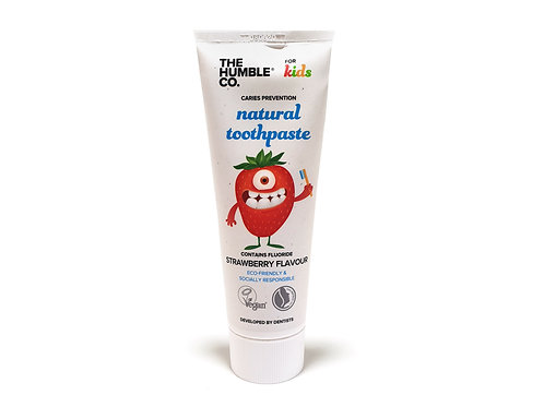 tandpasta kids aardbei