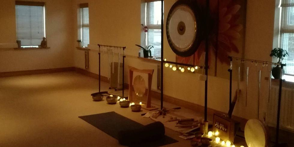 Sound Bath Healing & Yin Yoga