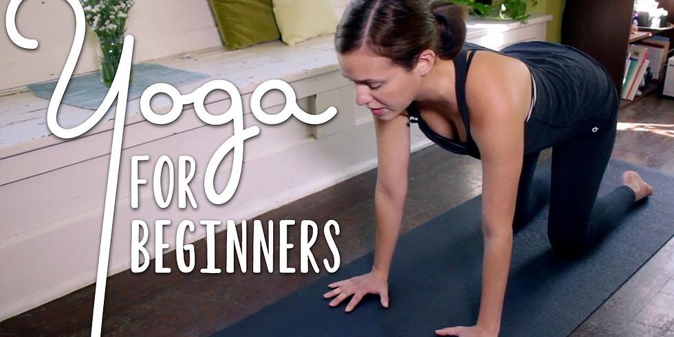 Beginners Yoga-4 week course