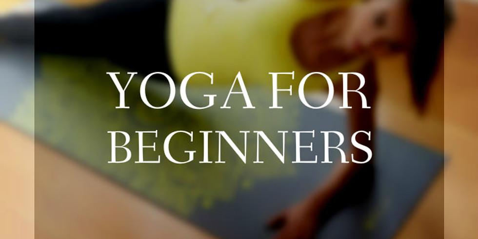 Beginners' Yoga (1)