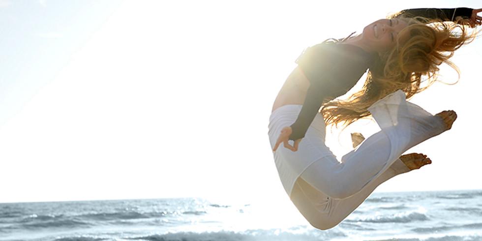 Kundalini Yoga for Energy, Creativity and prosperity!