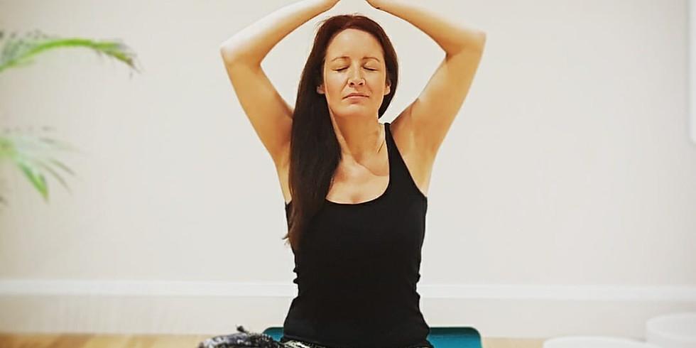 Sound Bath Healing & Gentle Yoga  (1)
